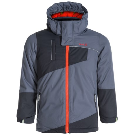Kamik Rudy Color-Block Jacket - Insulated (For Big Boys)
