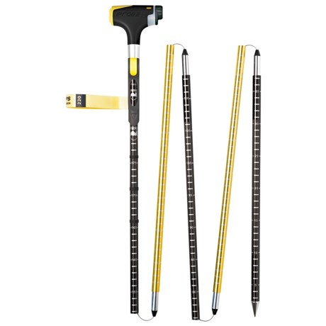 Black Diamond Equipment Pieps iProbe One 220 Avalanche Probe/Beacon