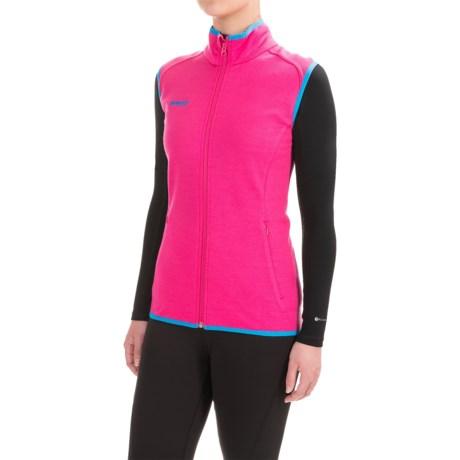 Bergans of Norway Vikke Vest - Merino Wool, Full Zip (For Women)