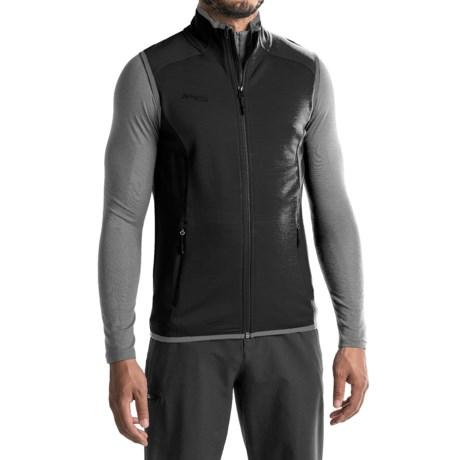 Bergans of Norway Vikke Vest - Merino Wool, Full Zip (For Men)