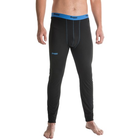Bergans of Norway Soleie Base Layer Pants - UPF 25+, Merino Wool (For Men)