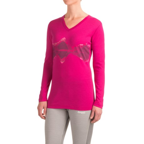 Bergans of Norway Echo Shirt - Merino Wool, Long Sleeve (For Women)
