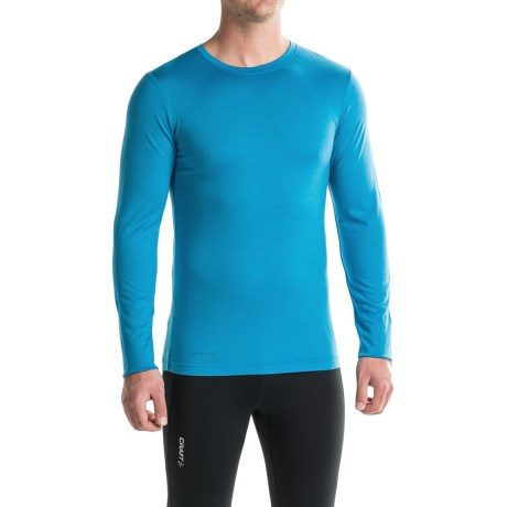 Bergans of Norway Echo Base Layer Top - Merino Wool, Long Sleeve (For Men)