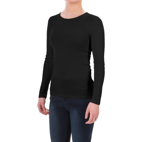 N.Y.L. New York Laundry New York Laundry Banded Shirt - Long Sleeve (For Women)