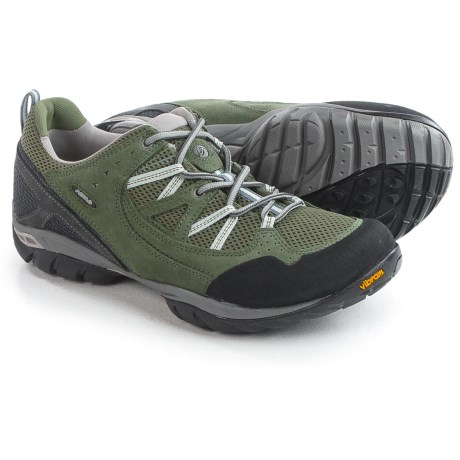 Asolo Quadrant Hiking Shoes - Suede (For Men)