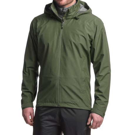 Good Waterproof jacket - Review of adidas Wandertag Gore-Tex ...