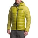 adidas Terrex ClimaHeat® Techrock Hooded Down Jacket - 800 Fill Power (For Men)