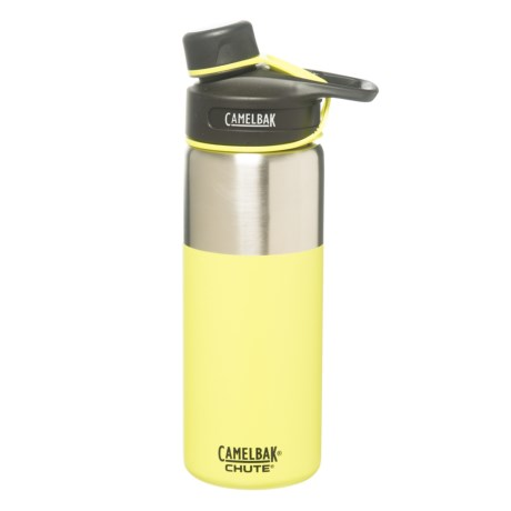 CamelBak Chute Stainless Steel Water Bottle - 20 fl.oz., Vacuum Insulated