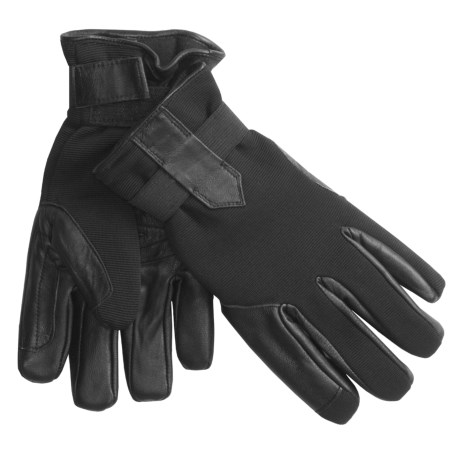 Jacob Ash Attaboy Leather Gloves - Insulated, Stretch (For Men)