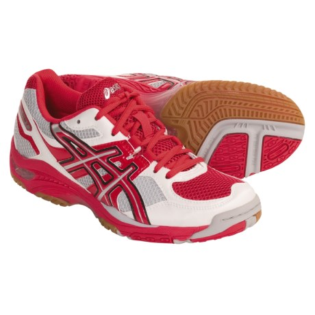 do asics volleyball shoes run true to size
