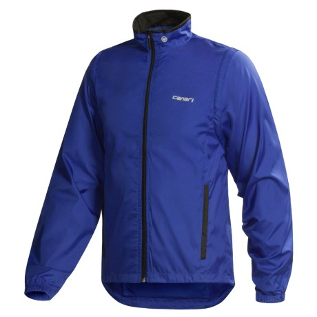 Canari Convertible Cycling Jacket - Windproof Razor Eclipse  (For Men)