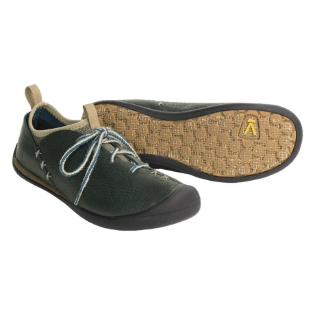 Keen Wear Around Shoes - Leather Lace-Ups (For Women)