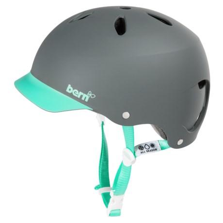 Bern Lenox EPS Thin Shell Helmet (For Women)