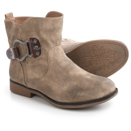 Muk Luks Hayden Ankle Boots (For Women)