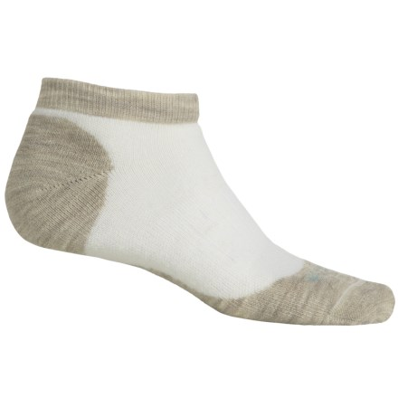 Woolrich Superior Hiking Socks - Merino Wool, Below the Ankle (For Men and Women) in Natural - Closeouts
