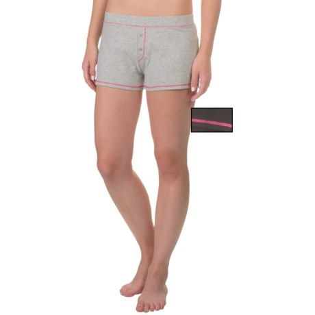 Max Studio Lounge Shorts - 2-Pack (For Women)