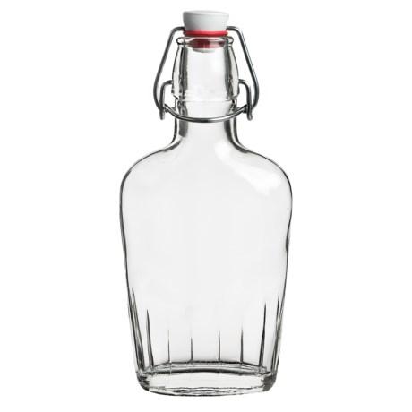Bormioli Rocco Glass Pocket Flask - 8.5 fl.oz.
