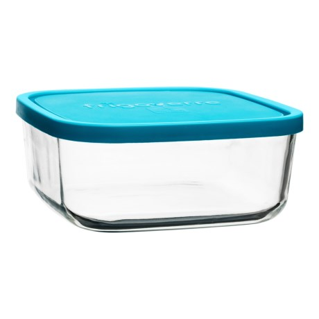 Bormioli Rocco Frigoverre Glass Storage Container - 54 oz.