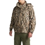 Drake EST Vented Jacket - Waterproof, Zip Neck (For Men)