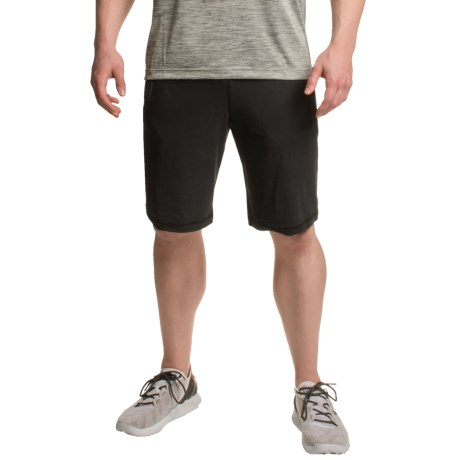 """Mondetta Chill Out Shorts - 9"""" (For Men)"""