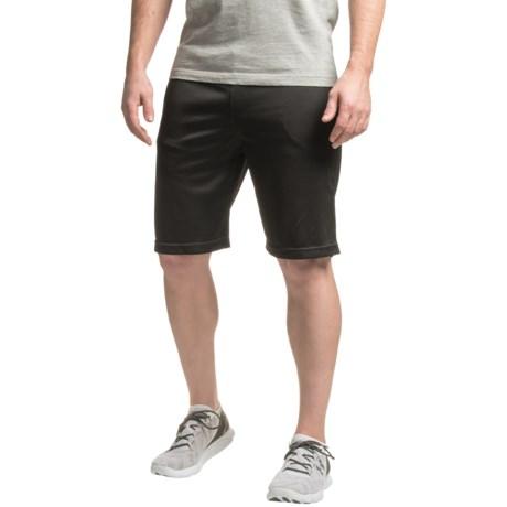 Mondetta Double-Knit Shorts (For Men)