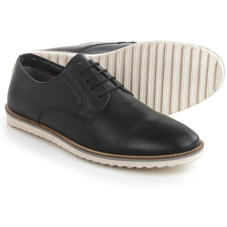 Crevo Martin Derby Shoes - Leather (For Men)