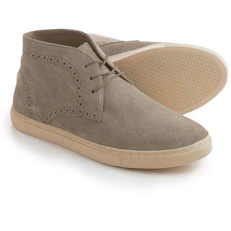 Crevo Marston Chukka Boots - Leather (For Men)