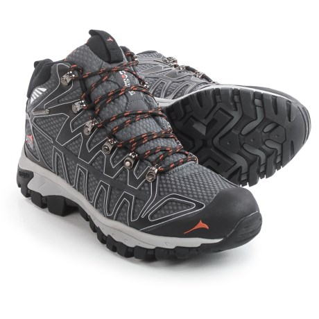 Pacific Mountain Ridge Hiking Boots - Waterproof (For Men)