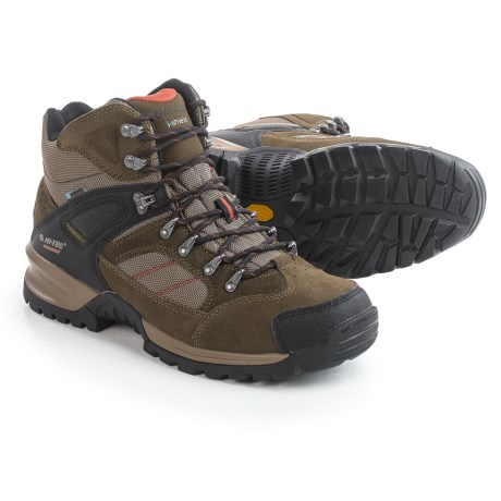 Hi-Tec Mount Diablo I Hiking Boots - Waterproof (For Men)
