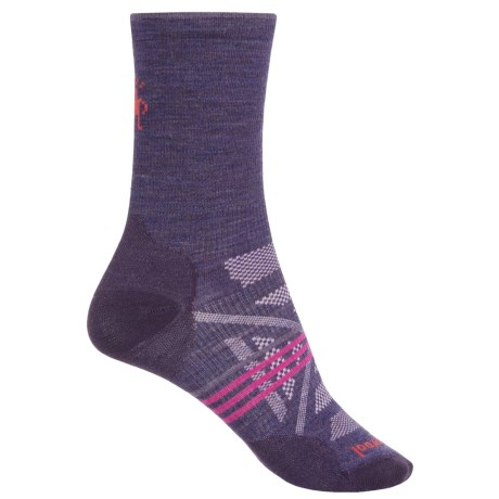 SmartWool PhD Outdoor Ultralight Socks - Merino Wool, Crew (For Women)