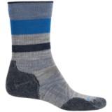 SmartWool PhD Outdoor Light Socks - Merino Wool, Crew (For Men and Women)