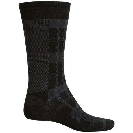 SmartWool Glen Plaid Socks - Merino Wool, Crew (For Men)