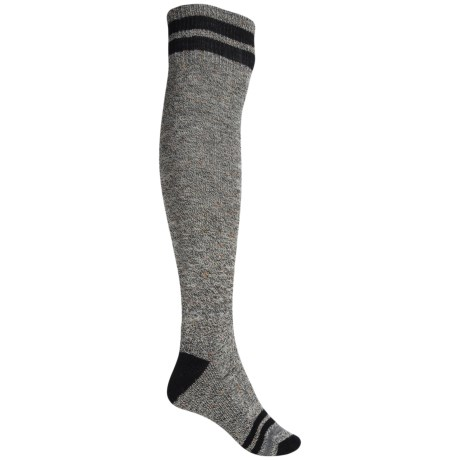 SmartWool Retro Tube Socks - Merino Wool, Over the Knee (For Women)
