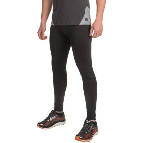 Mondetta Reflective Running Tights (For Men)