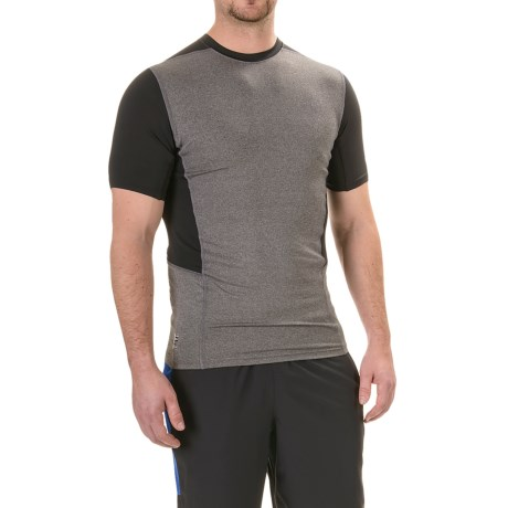 RBX Color-Block Compression T-Shirt - Short Sleeve (For Men)
