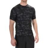 RBX XTrain Camo Print Shirt - Short Sleeve (For Men)