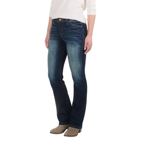 JAG Atwood Platinum Bootcut Jeans - Mid Rise (For Women)
