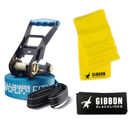 Gibbon Slacklines Fitness Slackline - 49'