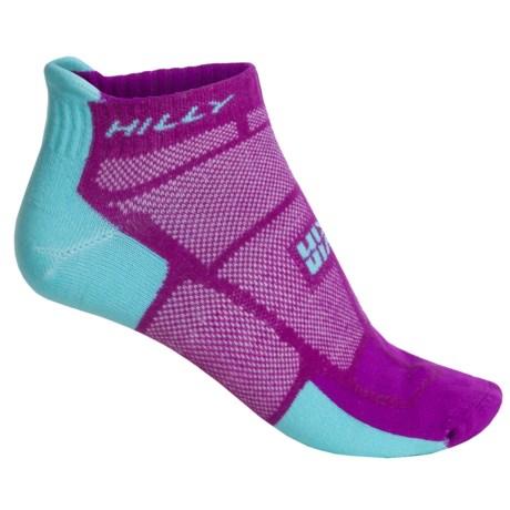 Hilly Twin Skin Tab Socks - Ankle (For Women)