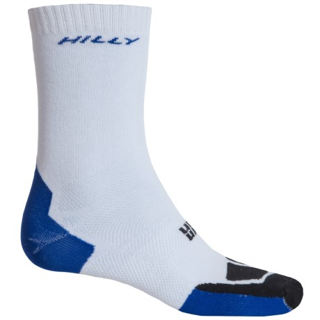 Hilly Twin Skin Classic Socks - 3/4 Crew (For Men and Women)