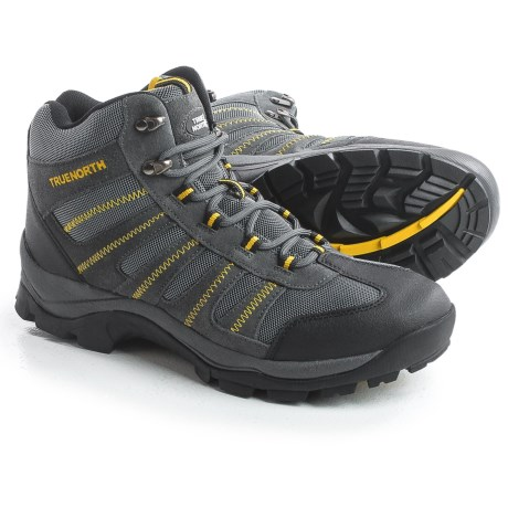 True North Jackson Hole Hiking Boots - Waterproof, Insulated (For Men)
