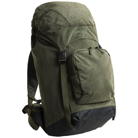 Bergans of Norway Uvdal Silent 35L Hunting Backpack - Internal Frame