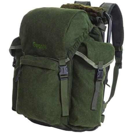 Bergans of Norway Stolsekk Loden Hunting Backpack - 35L, Waterproof