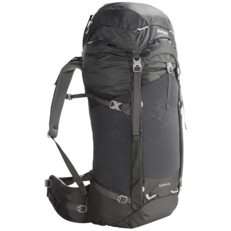 Bergans of Norway Trollhetta 55L Backpack (For Men and Women)