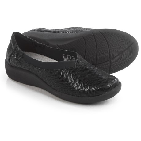 Clarks Sillian Jetay Shoes - Slip-Ons (For Women)