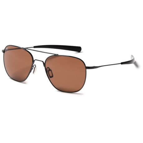 Serengeti Sortie Sunglasses - Polarized, Photochromic Glass Lenses