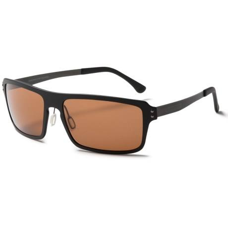 Serengeti Duccio Sunglasses - Polarized, Photochromic Polar PhD Lenses