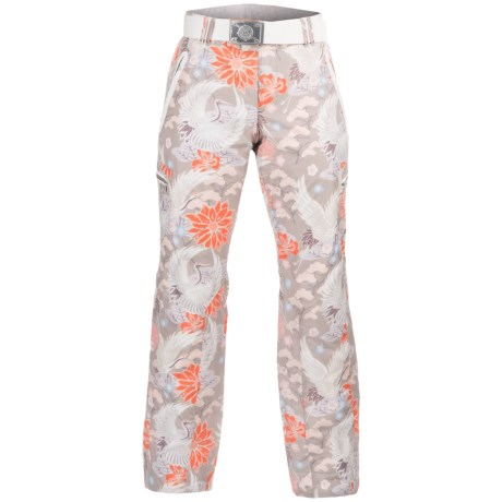 Bogner Terri Printed Ski Pants - Insulated (For Women)