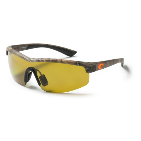 Costa Straits Camo Sunglasses - Polarized 580P Lenses