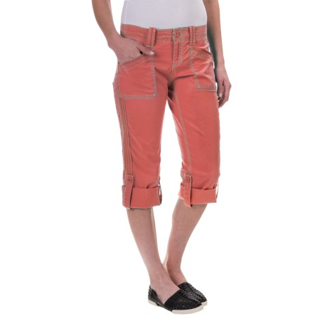 Aventura Clothing Arden Capris - Organic Cotton (For Women)